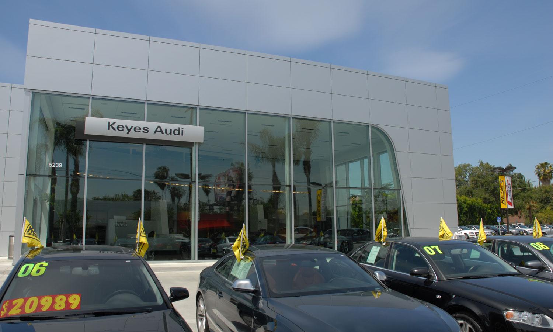 KEYES AUDI GCI - Keyes audi